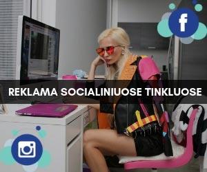 Reklama Socialiniuose TInkluose
