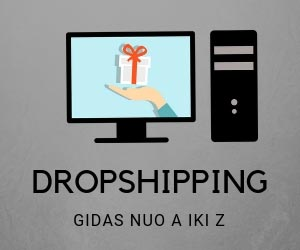 Kas yra Dropshippingas? - Dropshippingo mokykla