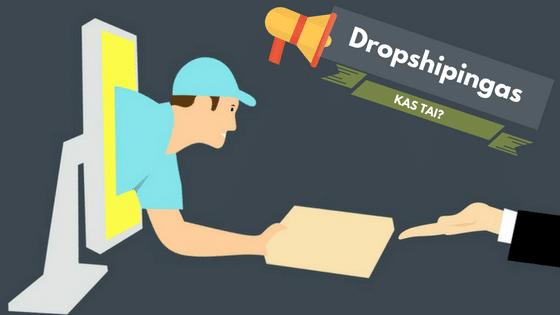 Dropshipingas
