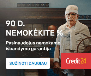 Credit24 paskolos