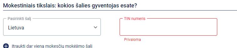 TIN numeris