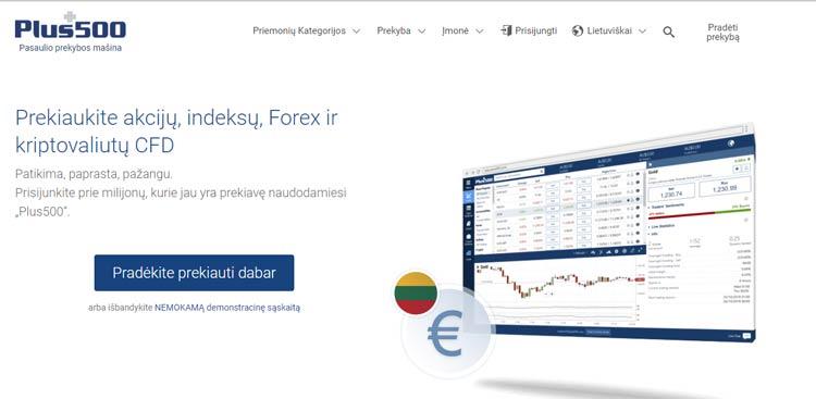 pažangi internetinė prekybos sistema